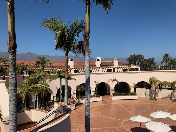 one day in santa barbara, where to stay