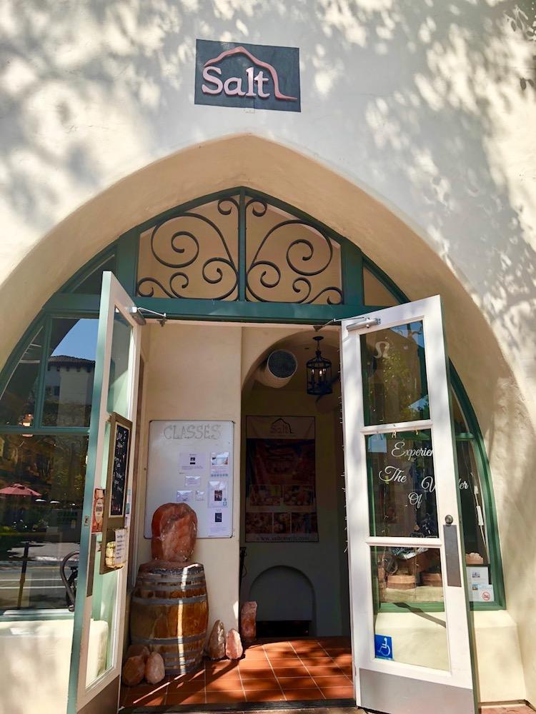 one day in Santa Barbara, salt, spa, relax in santa barbara, where to relax in Santa Barbara