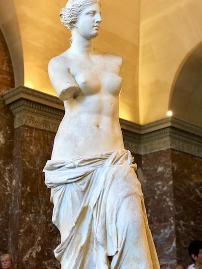 first trip to Paris, Louvre Highlights Tour