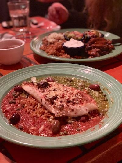 titus mountain, food in saranac lake area, mexican food