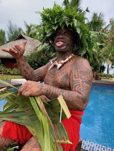 Tahiti good for families, Polynesian Culture