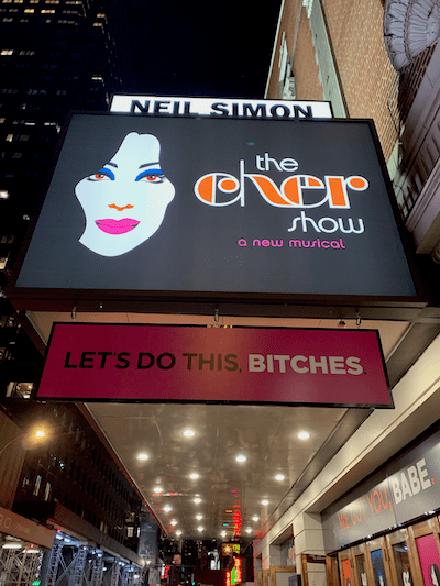 What Would Cher Do, The Cher Show, Broadway, Neil Simon Theatre