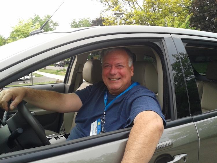 volunteer driving, cancer patients