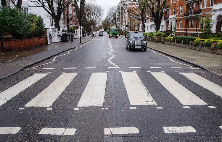 turning 50 this year, abbey road, london, england, The Beatles