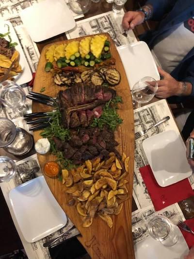 travel tips for Venice, best steakhouse in Venice, Al Timon