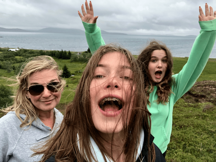 Tips for travel with teens, Iceland, Golden Circle