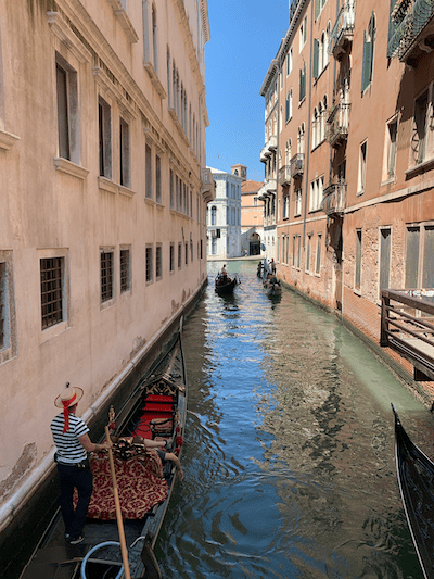 gondola rides in Venice, How much does it cost, is it worth it,