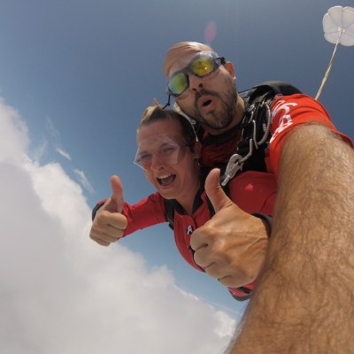 Into the Great Wide Open – Skydiving Into Life's Next Chapter