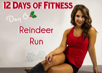 12 Days of Fitness Reindeer Run - 5k run