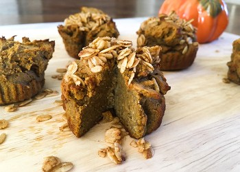 #pumpkineverything protein muffins