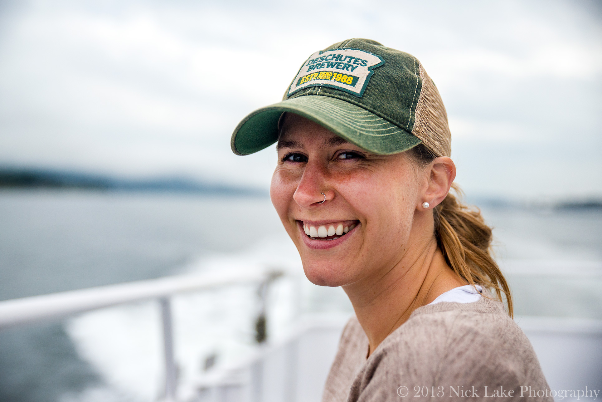 Kelly Laughing Whale Watch