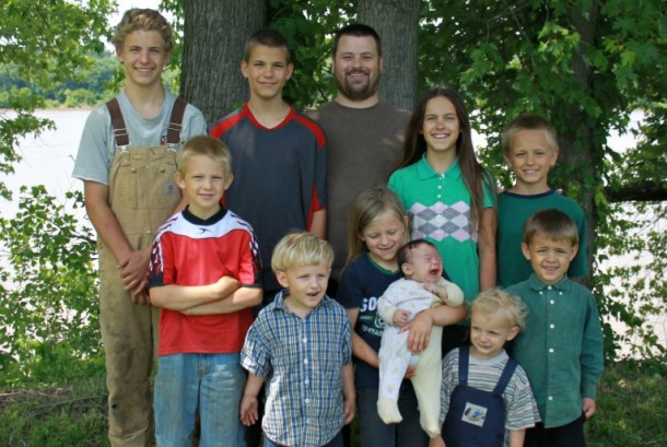 save our family, off the grid