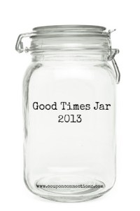 Let The Good Times Roll...With The Good Times Jar Project!