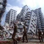 dream of earthquake