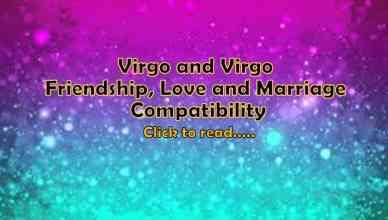Virgo Marriage