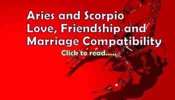 Scorpio date - Life In Vedas