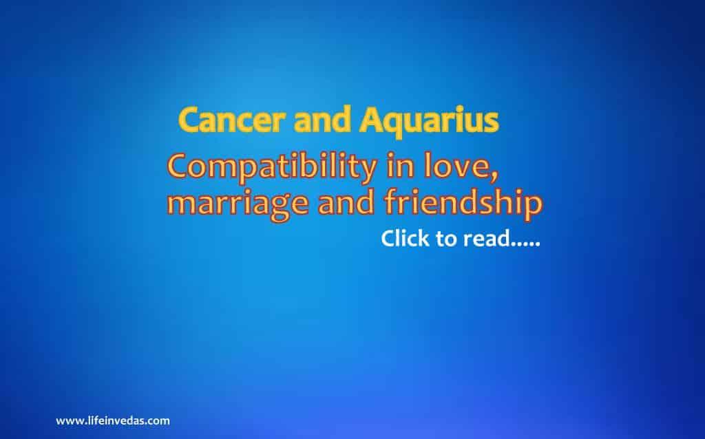 aquarius aquarius marriage compatibility