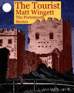 The Tourist by Matt Wingett - Darker Cover