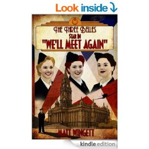 "The Three Belles Star in ""We'll Meet Again"""