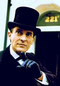 A Classy Holmes
