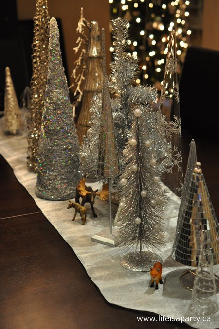 Woodland Christmas Critters Life Is A Party