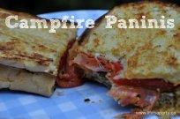 Campfire Paninis