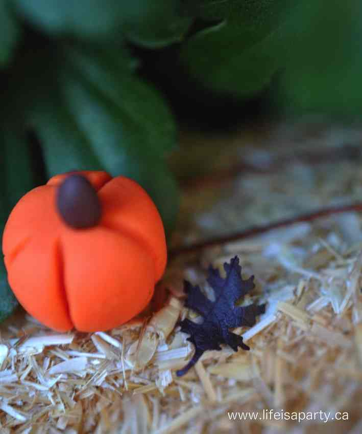 How To Make a Fall Fairy Garden: Easy step by step guide to creating your own.