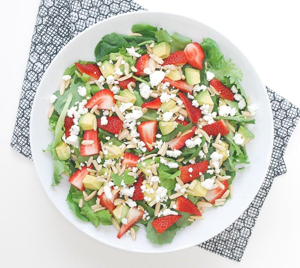 spinachstrawberrysalad-6