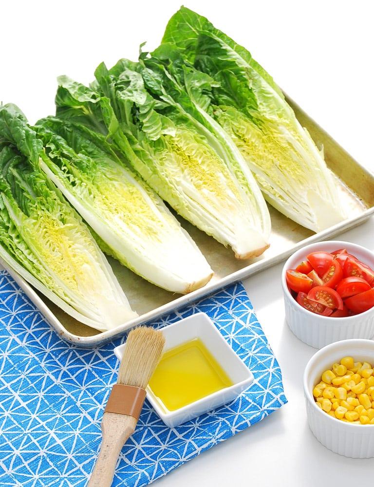grilledromainesalad