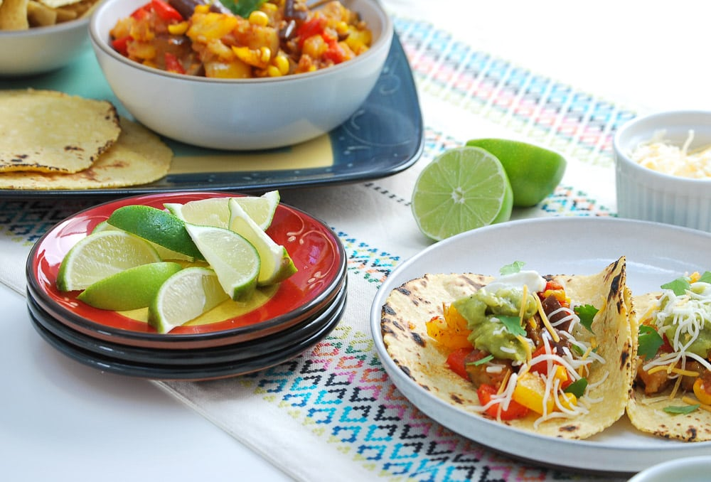 vegetarian tacos-4