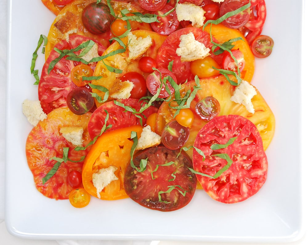 Heirloom Tomato Salad-5