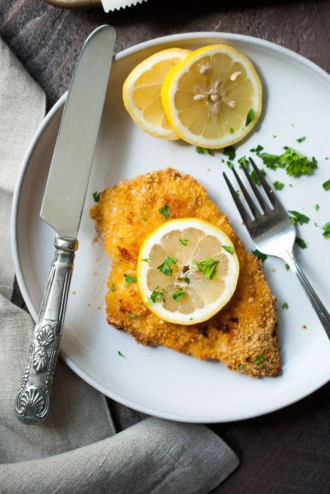 Crispy Buttermilk Baked Chicken