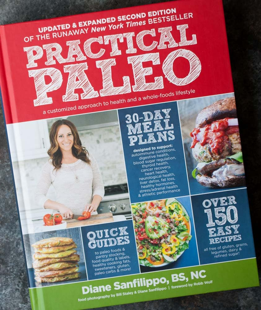 Practical Paleo Giveaway