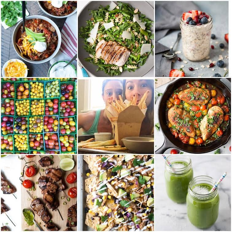 20 (Mostly) Healthy Recipes of 2016