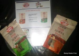 Enjoy life gluten free seed & fruit mix