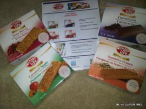Enjoy Life Gluten Free Chewy Bars