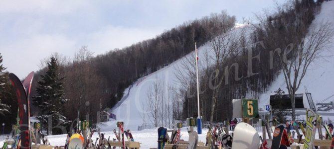 'Tis the season! Ski hills here we come.