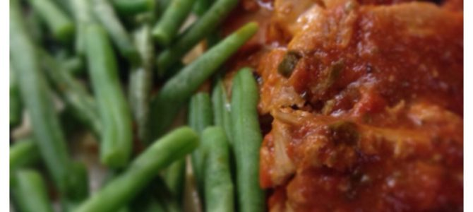 Italian Pork – naturally #glutenfree