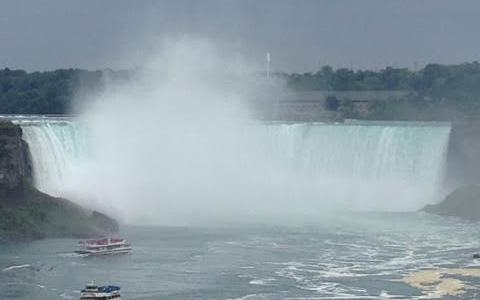 Niagara Falls, weekend road tripping with family and friends.