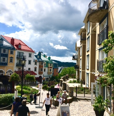 Summer in Tremblant