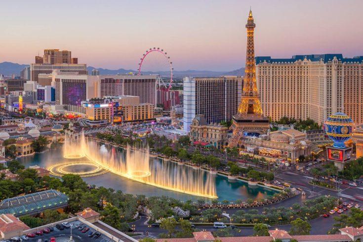 Las Vegas 50