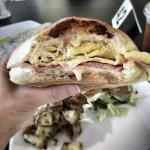 La Belle Terre - Ciabatta Breakfast Sandwich