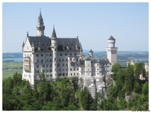 Life is My Oyster - Neuschwanstein