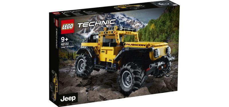 Il marchio Jeep® e il gruppo LEGO hanno presentato il nuovo modellino LEGO® Technic™, realizzato per riprodurre la Jeep Wrangler Rubicon. Progettato per emulare il look unico, il design e le leggendarie capacità off-road dell'icona Jeep – la LEGO Technic Jeep Wrangler è pronta ad affrontare qualsiasi avventura vogliate affrontare.