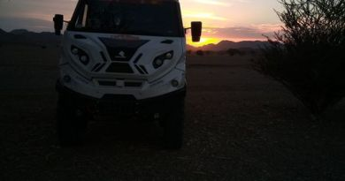 Dakar 2021: Ultimi sforzi per il Graelion