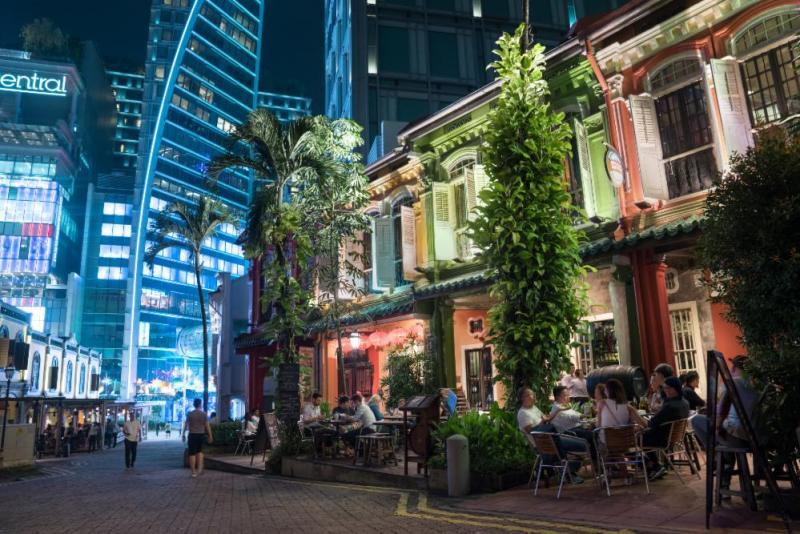TURISMO: Le 5 strade più artistiche di Singapore da vedere almeno una volta nella vita