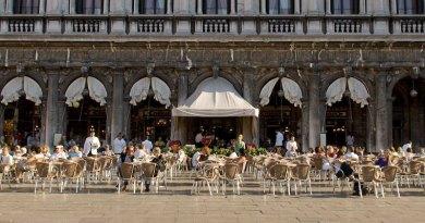 TURISMO : I CAFFÈ STORICI DI VENEZIA