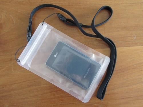 Waterproof Smartphone Bag 2