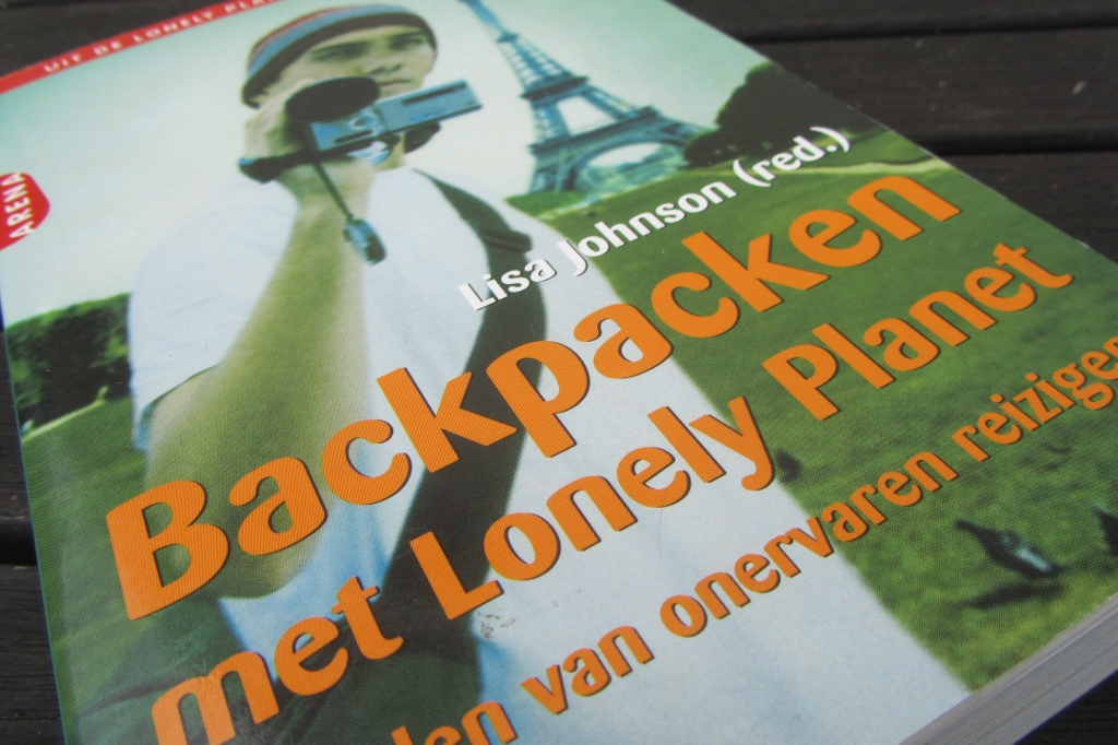 Backpacken met Lonely Planet 3