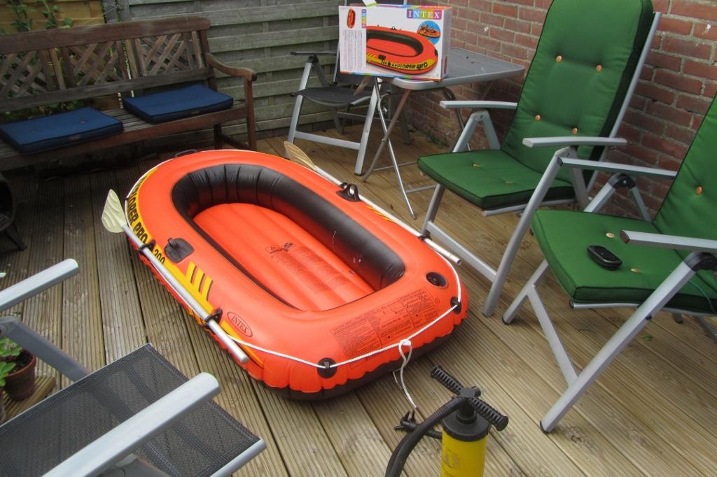 T5 Geocache Opblaasboot 2